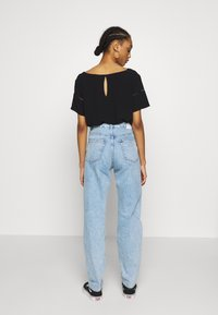 Weekday - LASH - Jeans relaxed fit - summer blue - 2