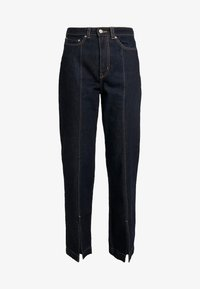 Weekday - ROW SPLIT - Flared jeans - rinse - 4