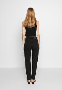 Weekday - MIKA TUNED - Relaxed fit jeans - tuned black - 2
