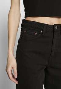 Weekday - MIKA TUNED - Relaxed fit jeans - tuned black - 3