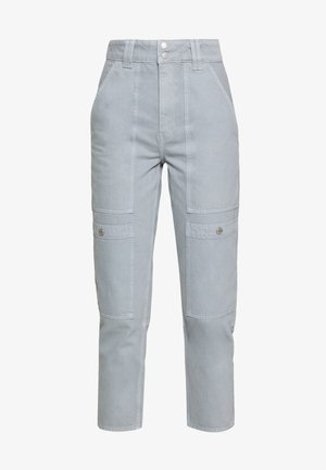 CLEO TROUSERS - Džíny Relaxed Fit - lofty blue