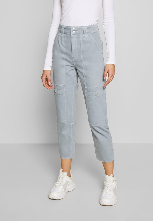 CLEO TROUSERS - Relaxed fit jeans - lofty blue