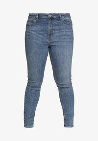Weekday - BODY HIGH BLEECKER - Jeans Skinny Fit - bleecker blue - 4
