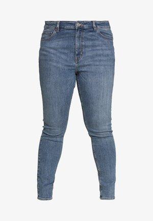 BODY HIGH BLEECKER - Jeans Skinny - bleecker blue