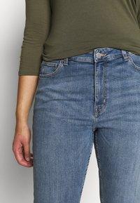 Weekday - BODY HIGH BLEECKER - Jeans Skinny Fit - bleecker blue - 3