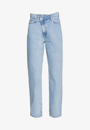 SKEW  - Straight leg jeans - pen blue