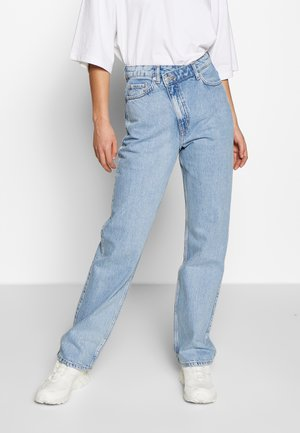 SKEW  - Jeans Straight Leg - pen blue