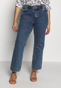 Weekday - VOYAGE STANDARD - Straight leg jeans - blue denim - 0