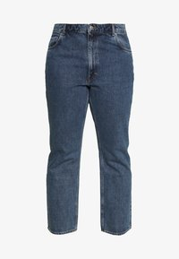 Weekday - VOYAGE STANDARD - Straight leg jeans - blue denim - 4