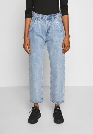 FRAME PEN - Jeans relaxed fit - pen blue