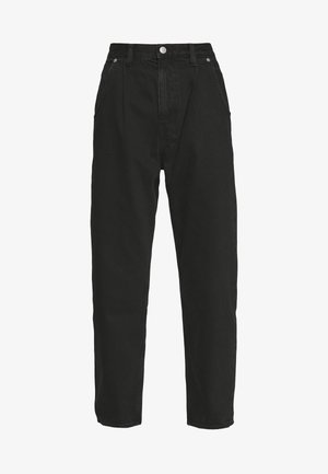 FRAME PEN - Relaxed fit jeans - tuned black