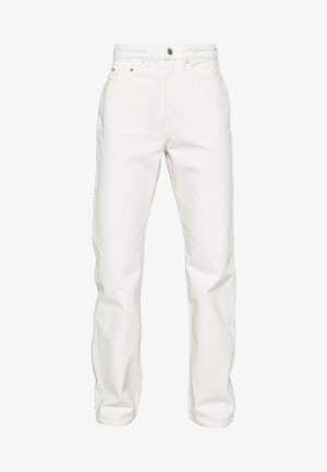 ROWE  - Relaxed fit jeans - white