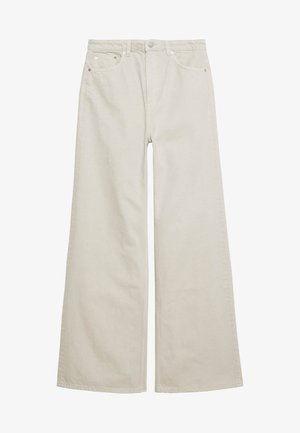 ACE - Flared jeans - offwhite