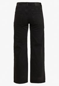 Weekday - Džíny Relaxed Fit - tuned black - 1
