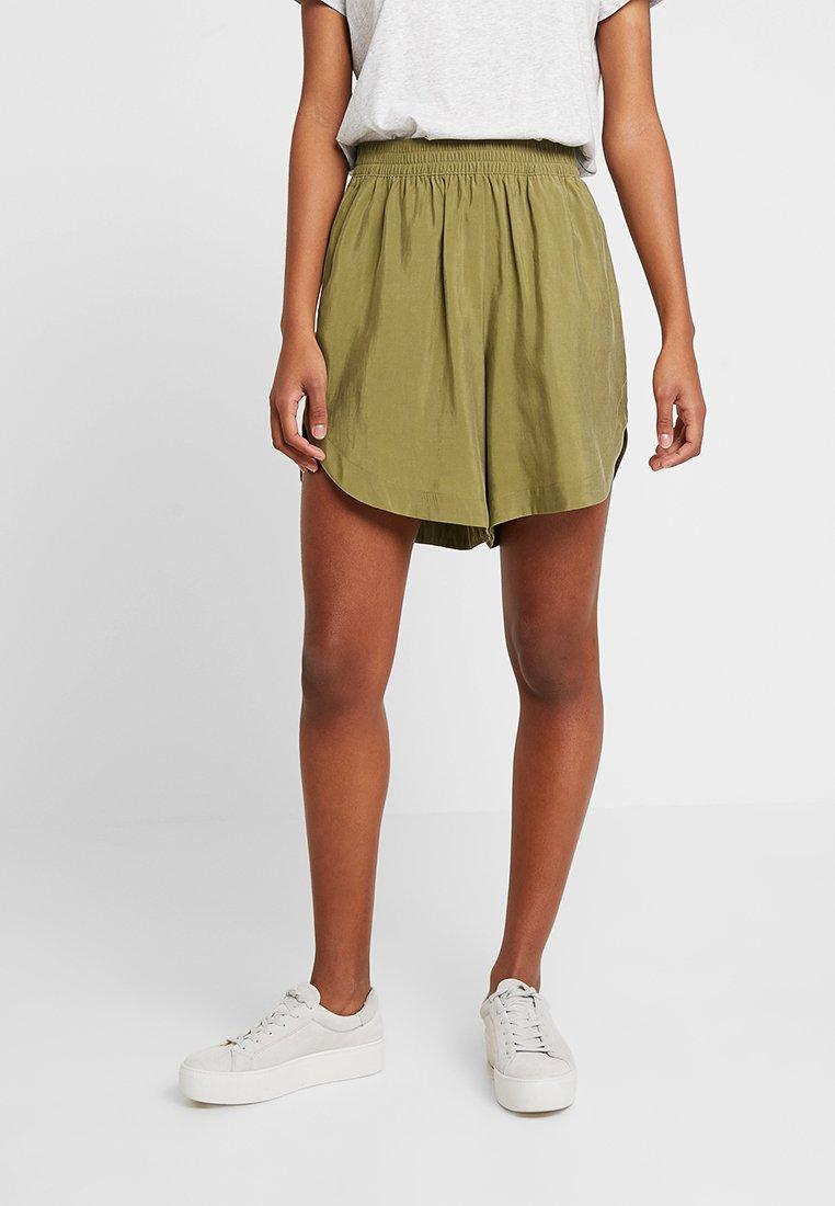 Weekday - SPRINGER  - Shorts - khaki beige
