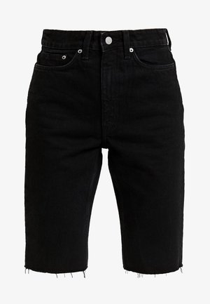 EAST - Jeans Short / cowboy shorts - tuned black