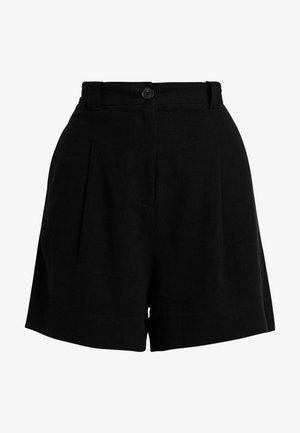 VOICE - Shorts - black