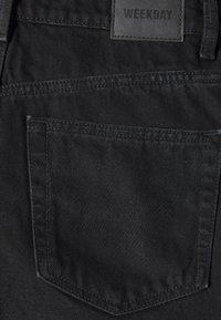 Weekday - ROWE  - Jeansshorts - echo black - 2