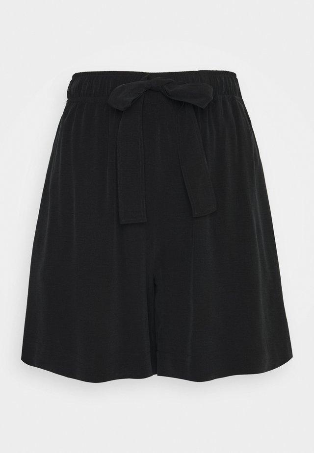 HAZEL - Shorts - black