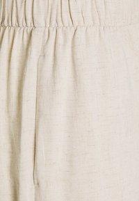 Weekday - TICA  - Shorts - beige dusty light - 2