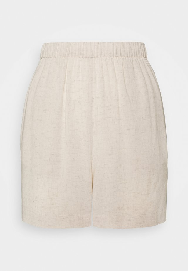 TICA  - Shorts - beige dusty light