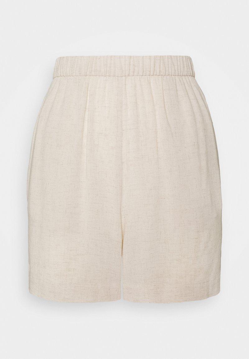 Weekday - TICA  - Shorts - beige dusty light