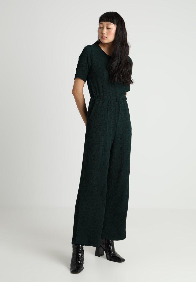 Weekday - FELICIA - Jumpsuit - dark green