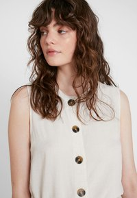 Weekday - THELMA  - Tuta jumpsuit - off white - 4