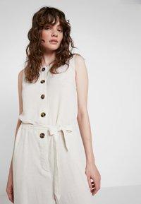 Weekday - THELMA  - Tuta jumpsuit - off white - 3