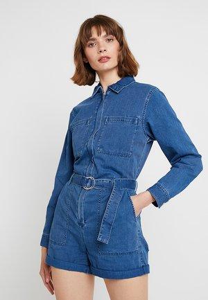 BAKER BOILER - Tuta jumpsuit - porto blue