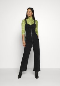 Weekday - AUGUSTA JUMPSUIT - Overal - tuned black - 1