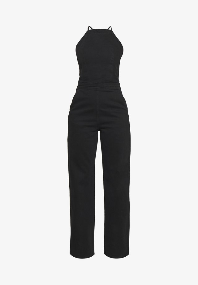 ALTON - Jumpsuit - tuned black