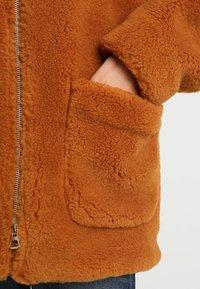 Weekday - FELICE - Cappotto invernale - rust - 4