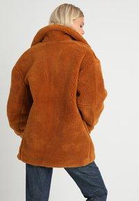 Weekday - FELICE - Cappotto invernale - rust - 2