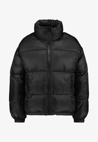 Weekday - BENITA PUFFER JACKET - Zimní bunda - black - 4