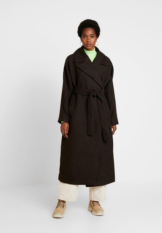 LIA COAT - Classic coat - brown