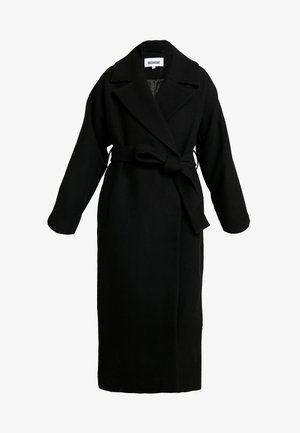 LIA COAT - Kåpe / frakk - black