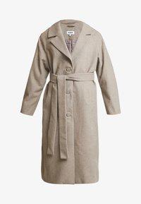 Weekday - VIVI COAT - Classic coat - mole - 5