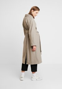 Weekday - VIVI COAT - Classic coat - mole - 2