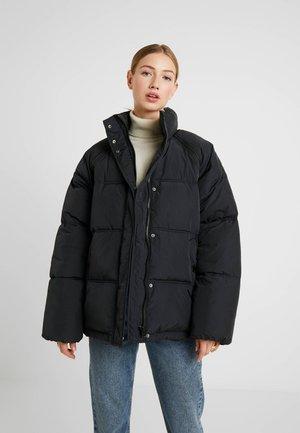 FELICITY PUFFER JACKET - Zimní bunda - black