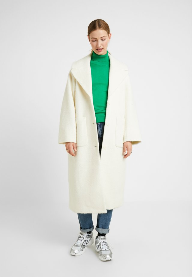 JENNIE COAT - Classic coat - beige dusty light