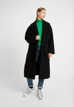 JENNIE COAT - Mantel - black