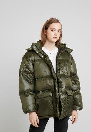 SAMMY PUFFER - Down coat - khaki