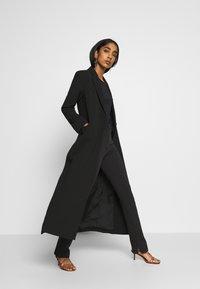 Weekday - LEXIE COAT - Classic coat - black - 3