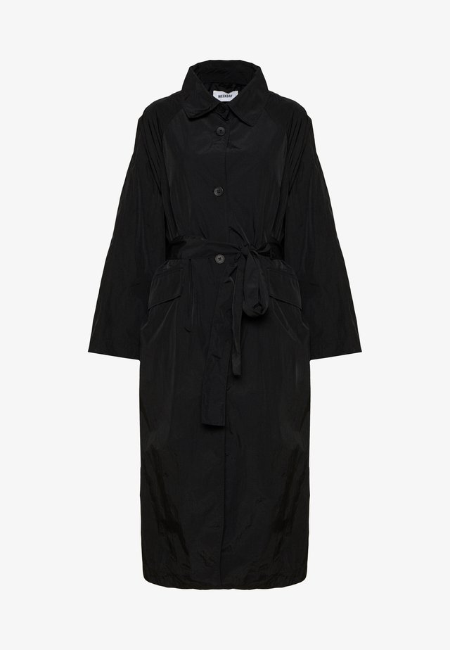 SIENNA - Trenchcoat - black