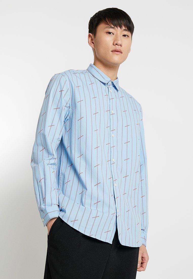 Weekday - BALANCE OFFICESPACE - Shirt - light blue