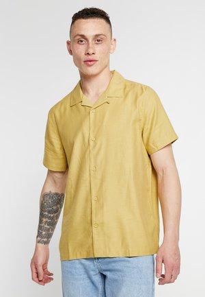 COFFEE - Skjorta - yellow greenish