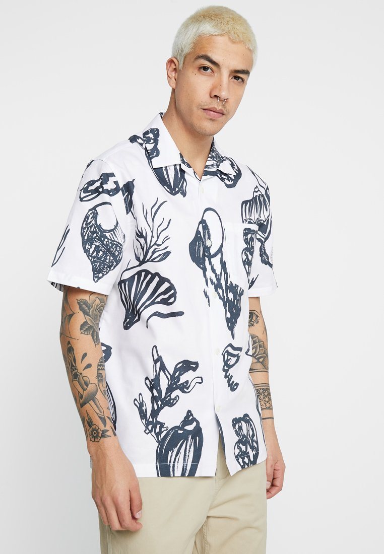 Weekday - CHILL INK  - Chemise - white