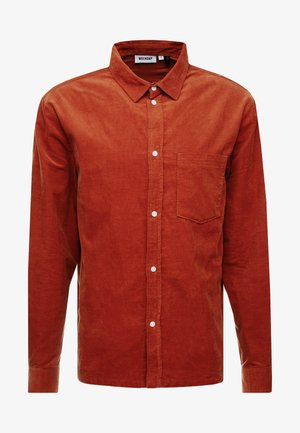 WISE - Chemise - red brown