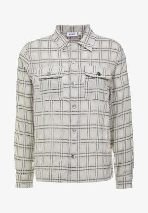 AMEL SHEER SHIRT - Skjorter - beige
